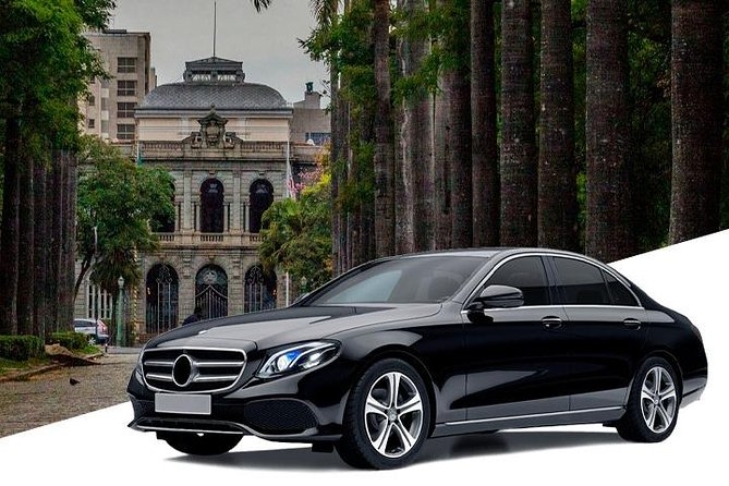 Private Airport Transfer: Belo Horizonte to Tancredo Neves Int. Airport (CNF), Belo Horizonte, BRASIL