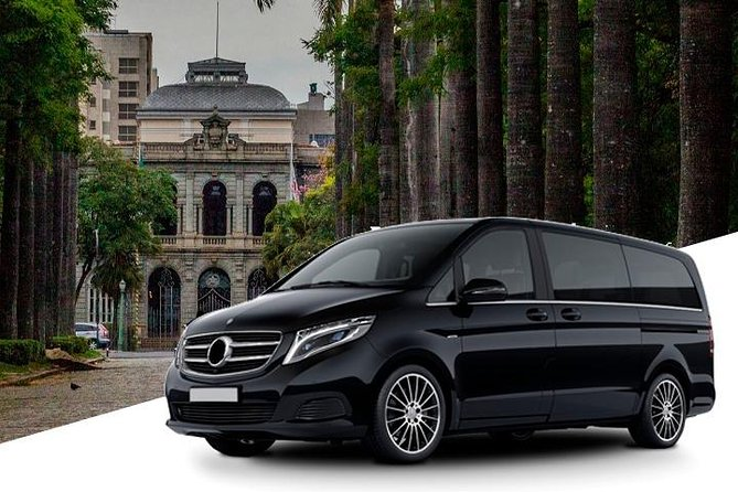 Private Airport Transfer: Tancredo Neves Int. Airport (CNF) to Belo Horizonte, Belo Horizonte, BRASIL