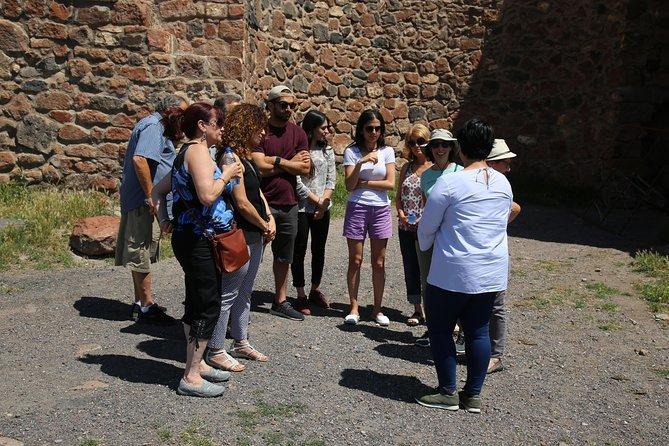 Group Tour: Gyumri (Urban Life museum, Black fortress, old town), Harichavank, Erevan, ARMENIA