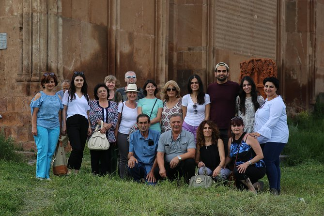 Group Tour: Gyumri (Urban Life museum, Black fortress, old town), Harichavank, Yerevan, Armenia