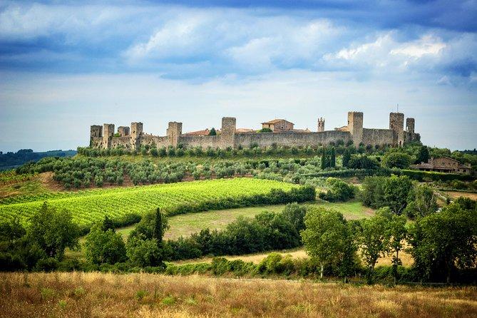 Livorno Shore Excursions: Siena - San Gimignano - Monteriggioni Private Tour, San Gimignano, ITALIA