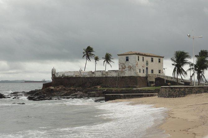 Ivan Bahia, shows you Salvador (1st Capital of Brazil) mini city tour in 4 hour, Salvador de Bahia, BRASIL