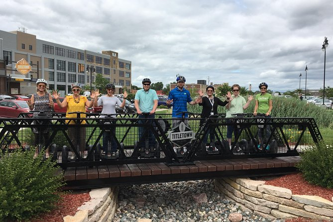 Segway Tour of the Packer Heritage Trail, Green Bay, WI, ESTADOS UNIDOS