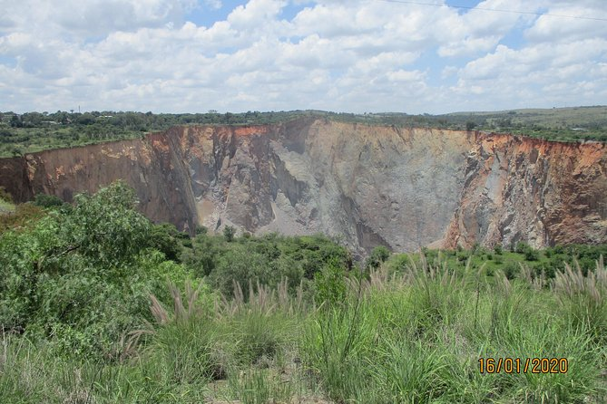 Cullinan Diamond Mine Tour - Underground tour, Johannesburgo, South Africa