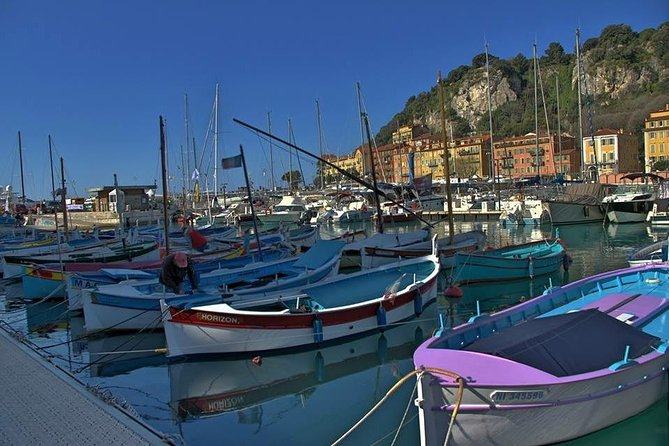 Private shore excursion from Monaco Monte-Carlo : Half day Western French Riviera (6 hours), ,