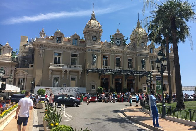 Private shore excursion from Monaco Monte-Carlo : Full day Eastern French Riviera (8 hours), ,