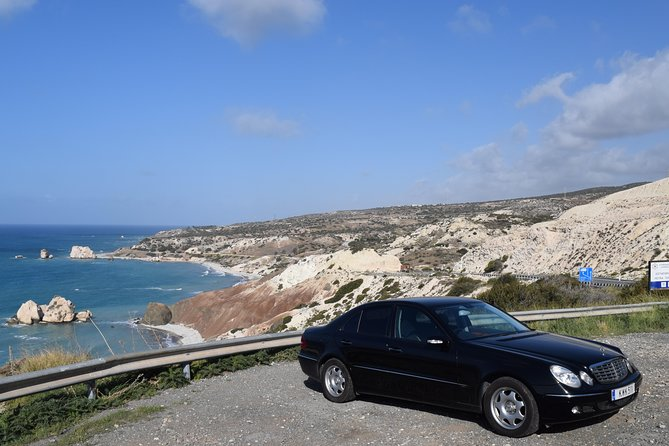 MÁS FOTOS, Taxi transfer from Larnaca airport To any hotel in Paphos up to 4 passengers