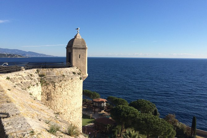 Private shore excursion from Villefranche - Nice: Full day Eastern French Riviera (8 hours), ,