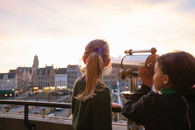 Skip the Line: Historium Bruges Time Traveller Ticket, Brujas, BELGICA
