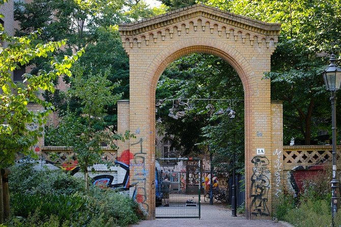 Excursão a pé fora do caminho comum em Berlim: Kreuzberg, Mitte e Friedrichshain, Berlim, Alemanha