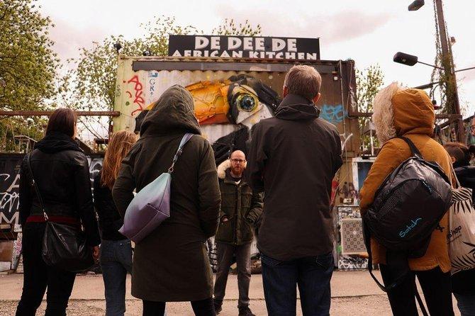 Excursão sobre Arte de Rua e Workshop de Grafite para grupos pequenos em Berlim, Berlim, Alemanha