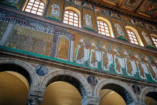 Ravenna's Heritage Highlights Private Day Trip with a Local, Bolonia, ITALIA