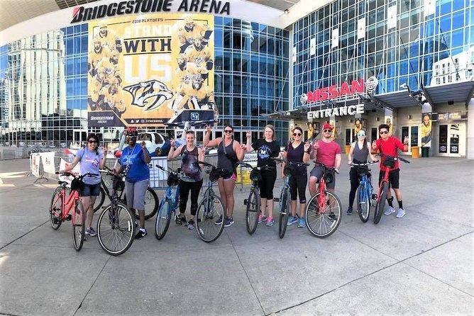Guided Bicycle Tour of Downtown Nashville & Neighborhoods, Nashville, TE, ESTADOS UNIDOS