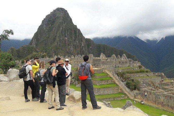 Local Private Guide for Machu Picchu, Machu Picchu, PERU