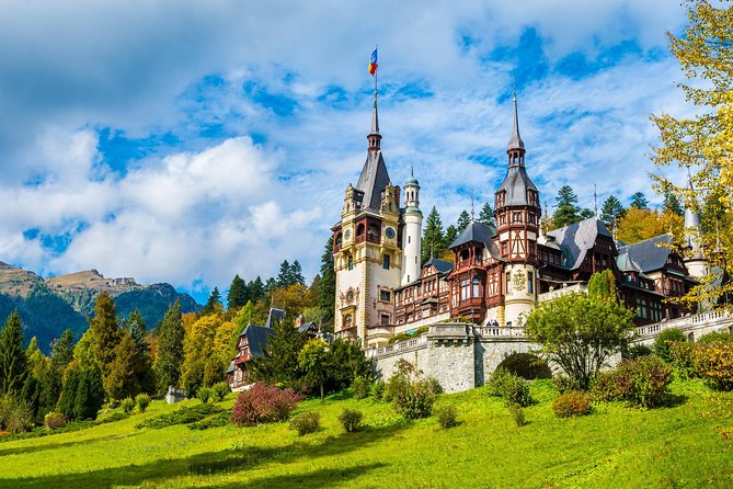 Private Day Trip from Bucharest to Dracula Castle in Transylvania, Bucharest, RUMANIA