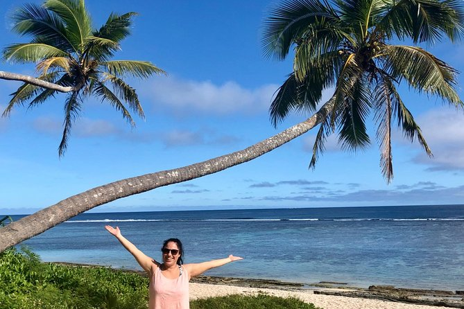 See the top 10 sights on the mainland of Tongatapu on this small group island tour with local lunch included!<br><br>1. Royal Palace<br><br>2. Royal Tombs<br><br>3. Ancient Royal Tombs of Lapaha<br><br>4. Ha'amonga'a Maui Trilithon<br><br>5. Hufangalupe Natural Land Bridge<br><br>6. 3 headed Coconut tree<br><br>7. Tsunami Rock<br><br>8. Mapu'a 'a Vaea Blowholes<br><br>9. Abel Tasman Landing Site<br><br>10. Ha'atafu Beach<br>