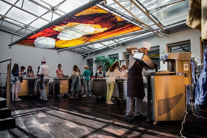 MÁS FOTOS, Chocolate Workshop at Choco-Story Brugge