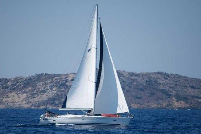 Semi Private Day Sailing Cruise From Mykonos With Option Delos Island, Miconos, Greece
