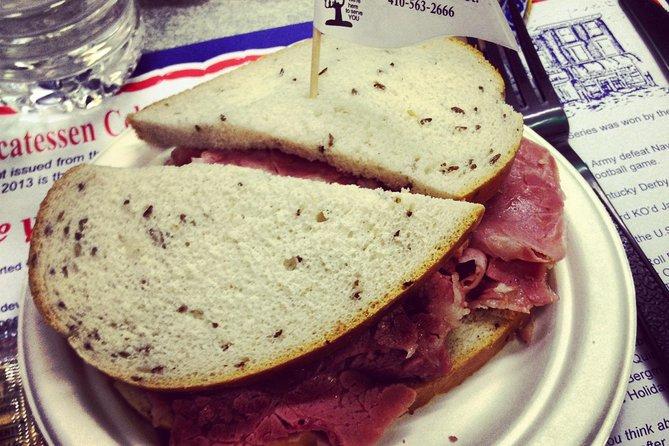 Little Italy and Jonestown Food Tour, Baltimore, MD, ESTADOS UNIDOS
