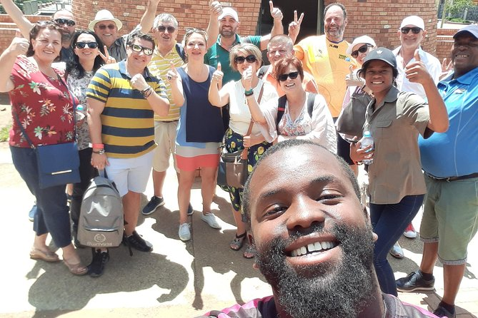 I was born and groomed in Soweto, I've been in other countries and have experienced how other people live. Having me as a guide will give you a better view of Soweto and also will give you a better understanding about how we Sowetans live.