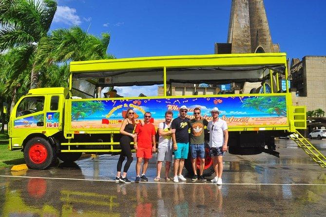 MÁS FOTOS, Half Day Dominican Safari for all Family