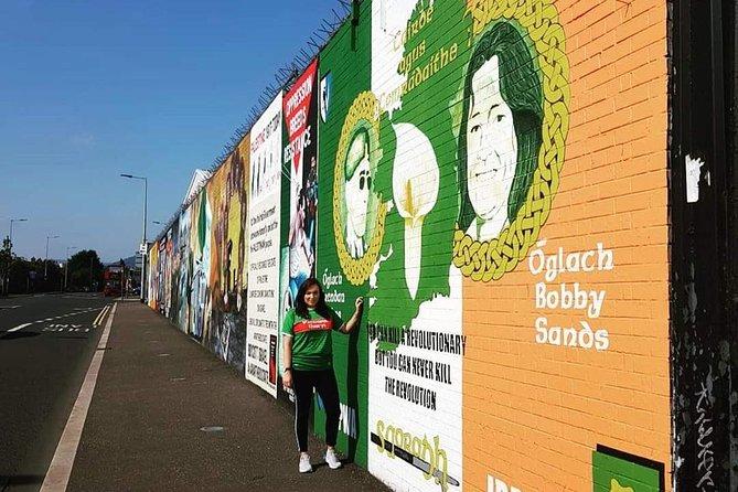 Belfast Mural Private Guided Tour, Belfast, IRLANDA