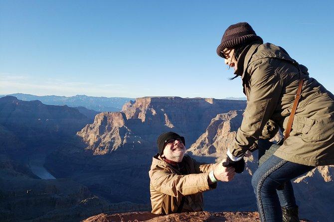 Passeios em Las Vegas - Grand Canyon West + Skywalk + Helicóptero + Barco, Las Vegas, NV, ESTADOS UNIDOS