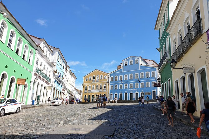 Ivan Bahia, original Historic Salvador da Bahia & Beaches private full day-tour, Salvador de Bahia, BRAZIL