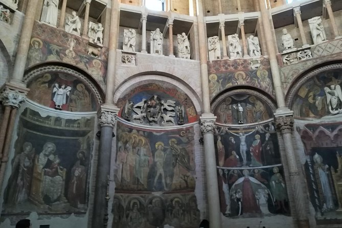Parma Tour of Must-See Attractions with Local Top Rated Guide, Parma, Itália