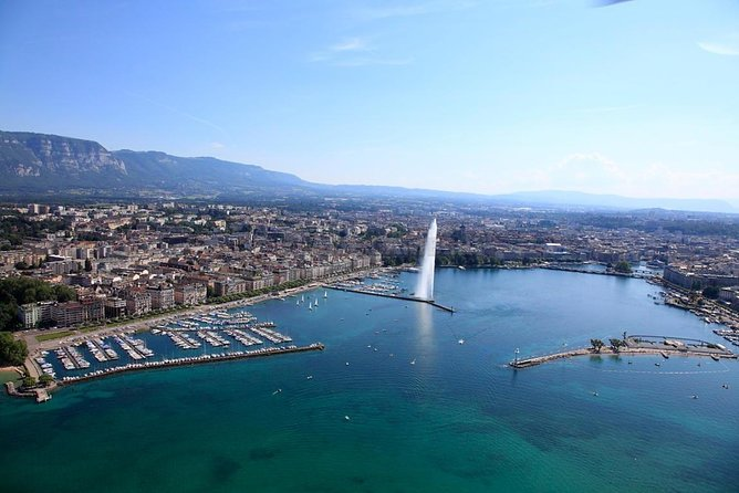 Geneva Arrival Private Transfers from Geneva Airport GVA to Geneva City, Ginebra, Switzerland