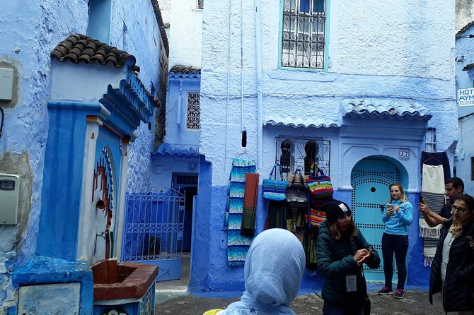 One-Way shared Transfer from Fez Chefchaouen, Fez, MARROCOS
