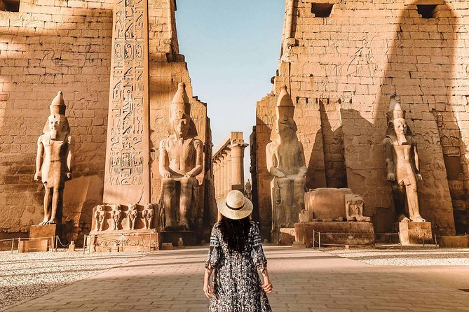 Luxor Private Full-Day Tour: Discover the East and West Banks of the Nile, Luxor, EGIPTO