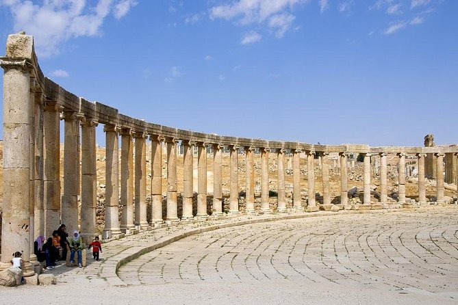 This tour puts you through the northern history in Jordan, and fuels your interest in the Roman history, you will be visiting many inspiring architectural sites from the past that stand still 'till our days!