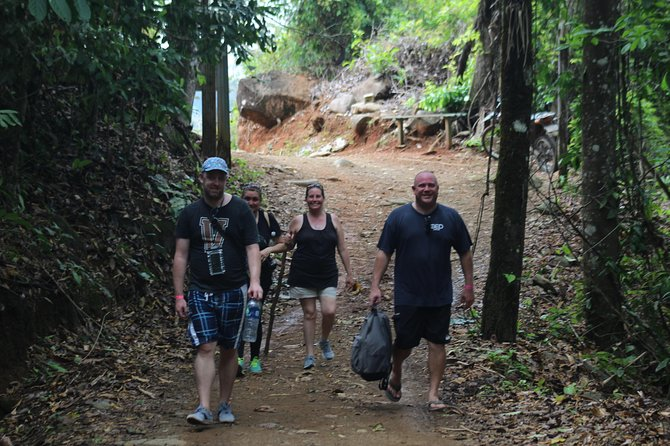 Nauyaca Waterfall Hike and Surf Lessons, Quepos, COSTA RICA