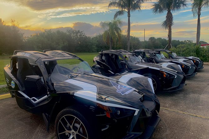 24-Hour Polaris Slingshot Deluxe Exploration Rental (for up to 2 people), Cape Canaveral, FL, ESTADOS UNIDOS