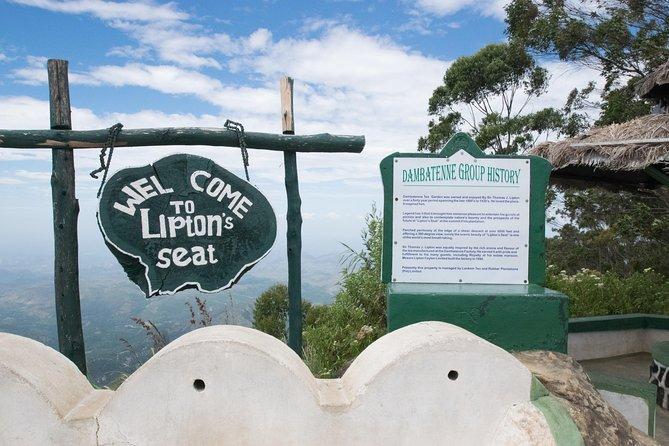Lipton's Seat View Point from Ella, Nuwara Eliya, Sri Lanka