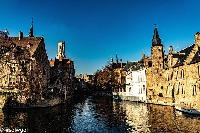 MÁS FOTOS, Architectural Tour of Bruges