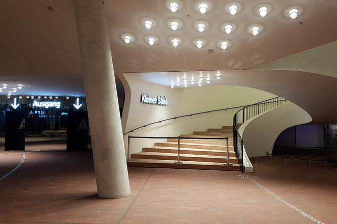 Private guided Elbphilharmonie Plaza Tour (no concerthalls), Hamburgo, Alemanha