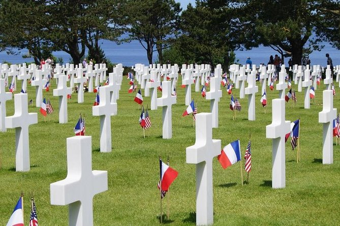 American & British D-Day Beaches Half Day Tour from Bayeux, Bayeux, FRANCIA