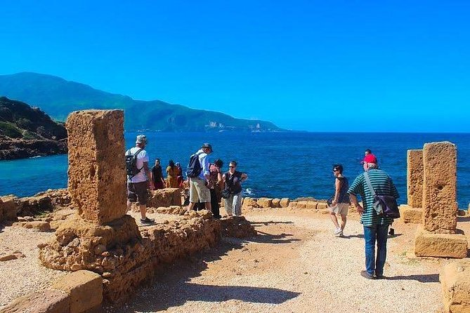 Tipaza and Cherchell Tour by Fancyellow, Argel, ARGELIA