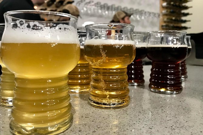 A Walking Tour of downtown Kalamazoo breweries, ,