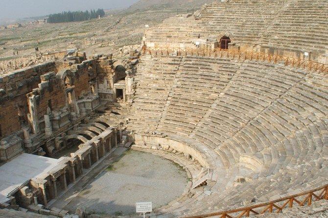 2-Day tour Ephesus and Pamukkale from Fethiye, Fethiye, TURQUIA