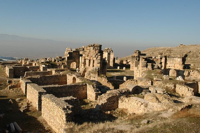 Pamukkale and Hierapolis Day Trip from Bodrum Including Lunch, Bodrum, TURQUIA