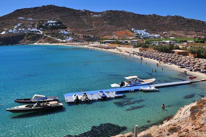 Private Cruise: DELOS – RHENIA – SOUTH COASTLINE OF MYKONOS, Miconos, GRECIA
