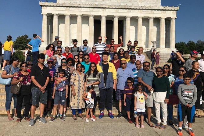 3-Day USA Niagara Falls + Washington D.C. Tour (NYC departure) DN3, ,