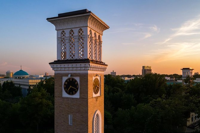 """Sunny Tashkent"" - the city is absolutely different from all the cities of Uzbekistan which combines the old city with the traditions and Europeanized modern city with the monuments of the colonial style of the era of tsarist Russia. With us in one day you will be able to get acquainted with the fabolous city. Our professional guides and drivers will help you feel the friendship and admiration of the city."