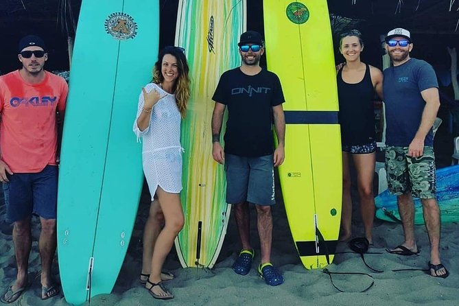 Surf Classes in Puerto Escondido, Puerto Escondido, MÉXICO