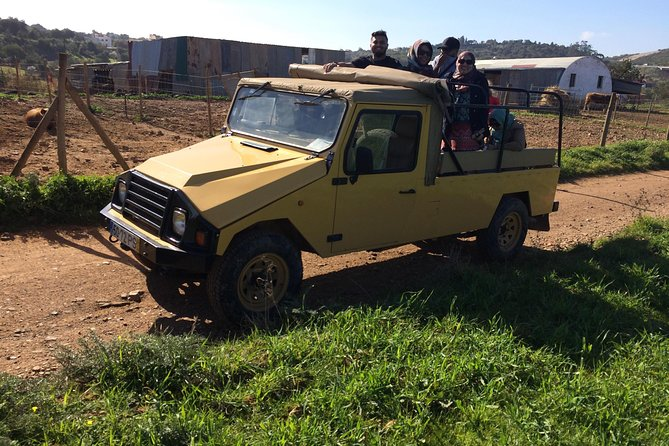 Algarve Jeep Safari - Day Trip with Lunch Included, Albufeira, PORTUGAL
