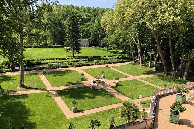 Chateau Gaillard Royal Domain Admission Ticket, Loire Valley, FRANCIA