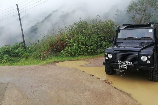 With our special off road vehicals you can travel where other travellers won't able to make. Because in Sri Lanka only very few offers such vehicals as all others offers rides such as cars or vans.<br>Make your tour a adventure with us.